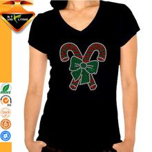 OEM Service Rhinestone T-Shirts Women Christmas   Best Buy follow this link http://shopingayo.space