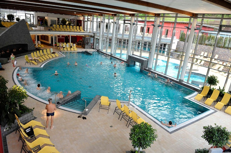 Vulkaneifel Therme Bad Bertrich