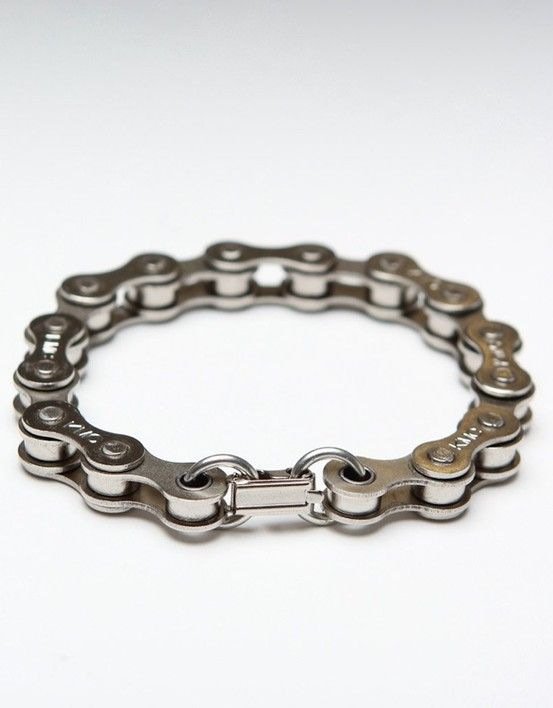 Bicycle Gear Bracelet