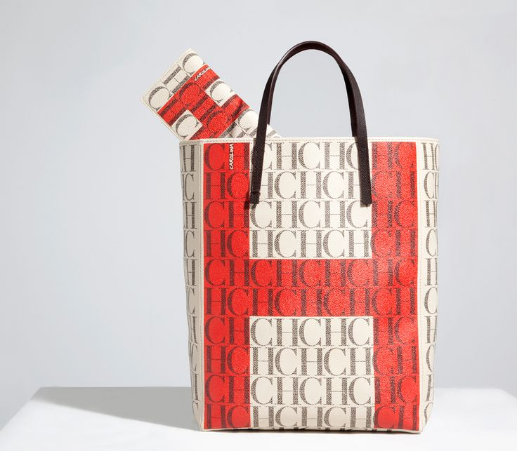CH Carolina Herrera Personalization Bag