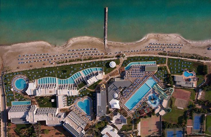Crete's Lyttos Beach Hotel Renovates Facilities