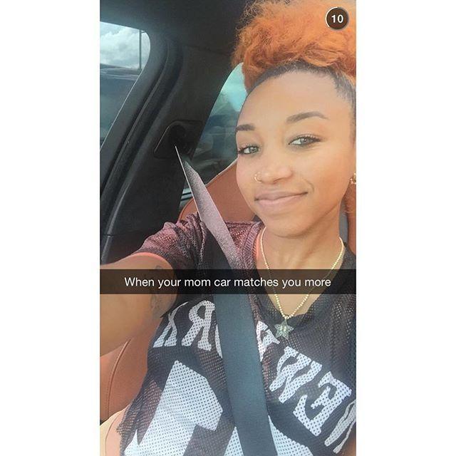 Nique New Snapchat Is Mynigganique Pin Leasha D