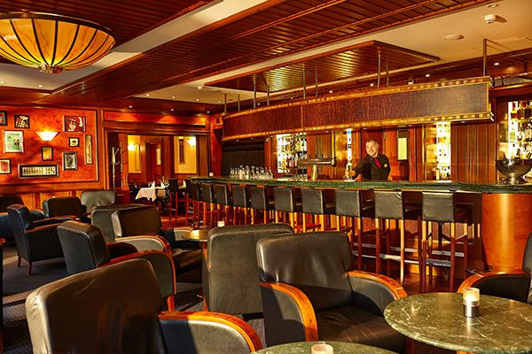 Hotelbar | RAMADA PLAZA Berlin City Centre Hotel & Suites