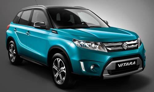 #Suzuki #Vitara. Puissante et robuste pour une conduite exaltante.