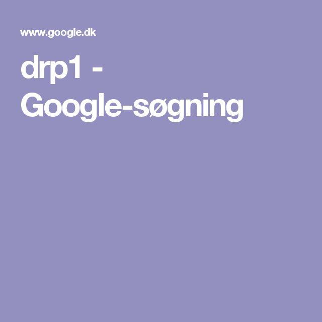 drp1 - Google-søgning