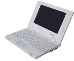 WolVol NEW (Android 4.0 - 1GB RAM) SOLID WHITE 7inch Laptop Notebook Netbook PC, WiFi and Camera with Flash Player (Includes: Velvet Pouch Case, Charger, Mini Optical Mouse)  Product sku: 113 Availability: 63  Price: $119.94