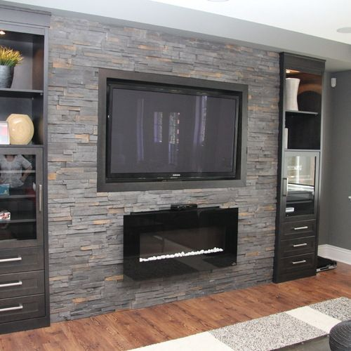 39 Best TVs And Fireplaces Images On Pinterest