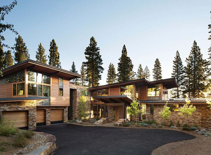 244 best images about modern architecture on pinterest for Tahoe architects