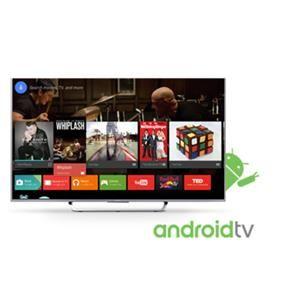 "TV Sony LED 4K 65"", Android TV, 3D, Wi-fi integ..."