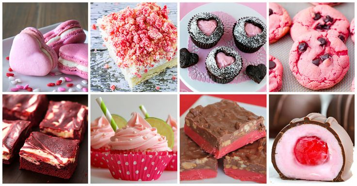 When Valentine's Day desserts are for two, this is the time to make the final part of the menu the most spectacular. Using a red velvet prepared cake mix and two round cake pans, you…