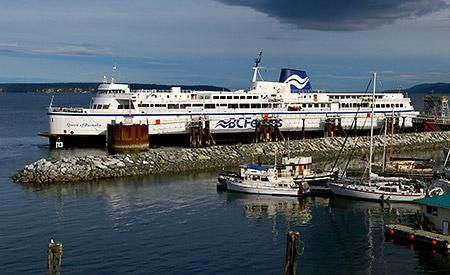 """""""Stone said during a press conference on Monday that the government does not consider the ferry system to be part of the highway system. Palmer pointed out Stone is from Kamloops. """"How can he possibly understand it?"""" he asked.""""  There are two free ferries in the interior that are part of the highway service, kootenay lake and upper arrow lake...  no service cuts there."""