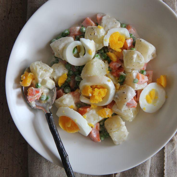 Russian Potato Salad | Food & Wine