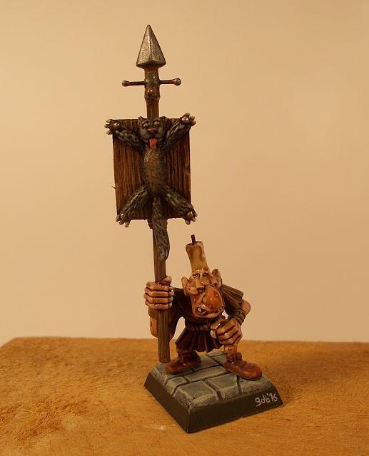 Freak Brush: Mordheim dreg #2