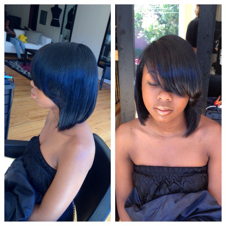 Awesome Bob Hairstyles For Natural Hair Gallery - Styles & Ideas ...