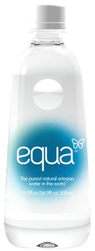Equa Bottled Water