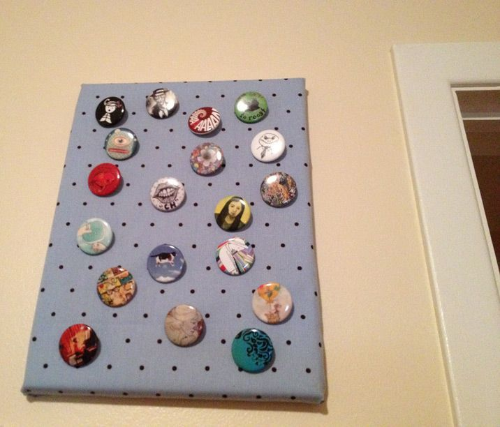 Image result for pinback button display | Button Collecting