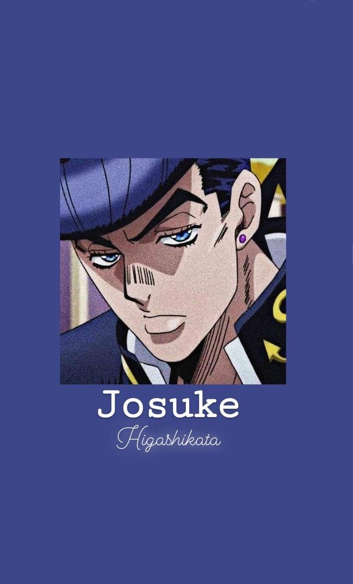 Josuke Higashikata Wallpaper Aesthetic Jojo Anime Jojo Bizzare Adventure Jojo S Bizarre Adventure