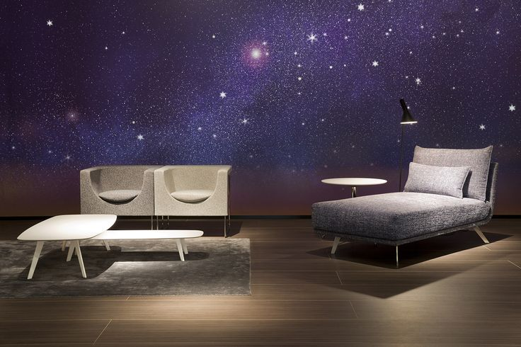 This year, a cosy & nightly atmosphere invited to discover the new Costura Sofa system and Solapa tables, both a Jon Gasca Design. STUA IN MILANO: www.stua.com/eng/news/milano-2015.html