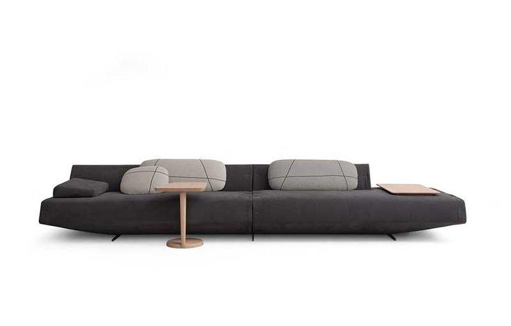 Poliform: il sofa Sidney