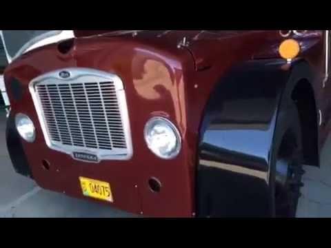 Bristol Unique Double-Decker Bus Restaurant For Sale