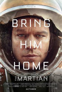 Movie Review:  The Martian... Kids?  Study Botany!!!  #CindySays #Movie #Review #TheMartian #MattDamon