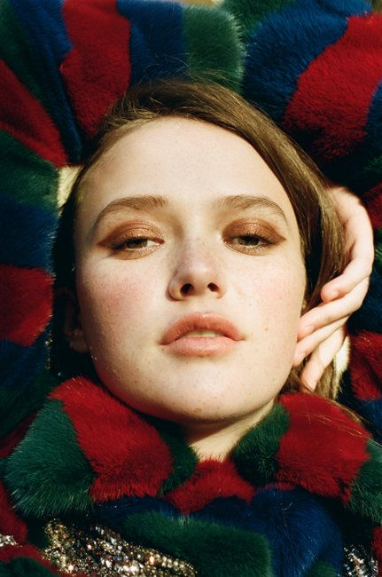 Oyster Fashion: 'Gucci Resort 16' Shot By Amber Mahoney | Fashion Magazine | News. Fashion. Beauty. Music. | oystermag.com