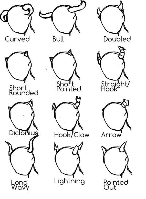 Custom Cosplay Horns