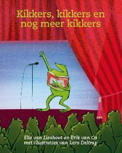Kikkers, kikkers en nog meer kikkers Geweldig boek om met de kinderen theaterlezen uit te proberen!