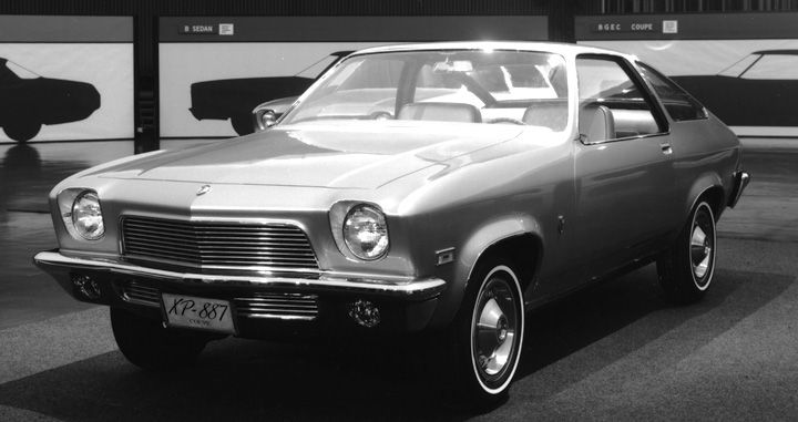 Mad Men's Ad Men and the Chevrolet Vega | The Daily Drive | Consumer Guide® The Daily Drive | Consumer Guide®