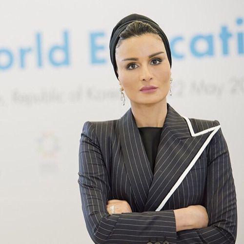 SheikhaMozahFashion