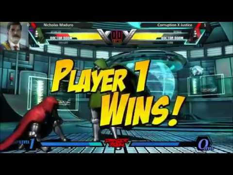 Danger Room UMVC3 2on2 Team Tournament Part 2