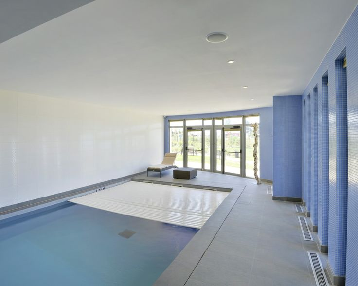 17 best images about piscines collectives on pinterest - Volet piscine immerge fond de bassin ...
