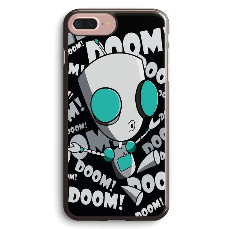 Invader Zim Gir Doom Apple iPhone 7 Plus Case Cover ISVH452