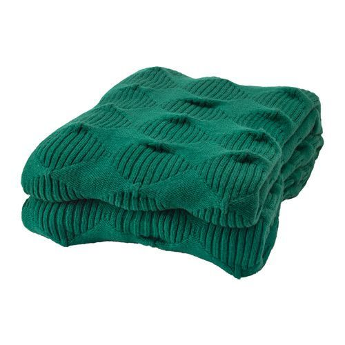 IKEA - IKEA PS 2017, Throw, The throw is stretchable and flexible thanks to its structured knitting.