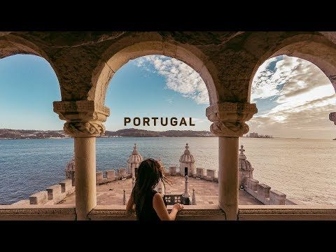"""#Portugal by Oliver Astrologo   8/01/2018  """"I always feel a positive energy when I edit a video of a destination, however there are some places that give me stronger emotions than others, one of those is Portugal .  I will never forget these places and the lovely people I met during this trip. See you soon Portugal."""""""