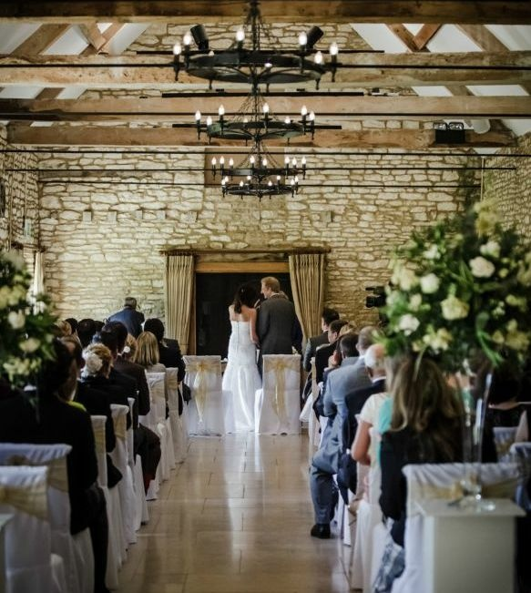Licensed civil wedding venues
