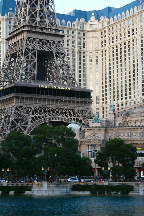 Eifel Tower, Las Vegas - one of the most romantic restaurants
