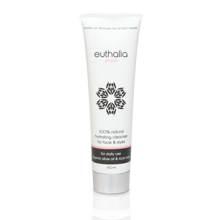 Show details for Euthalia 100% natural hydrating cleanser for daily use