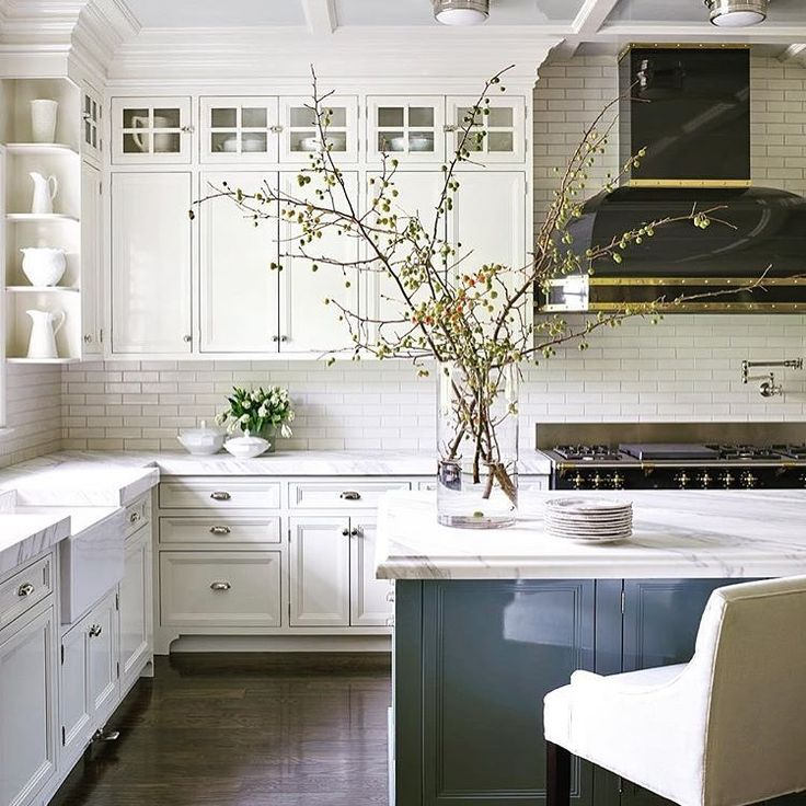 1000+ Ideas About Farmhouse Kitchen Cabinets On Pinterest