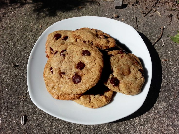 These vegan (dairy free/ egg free), gluten fre and nut free cookies offer a tasty treat for anyone.