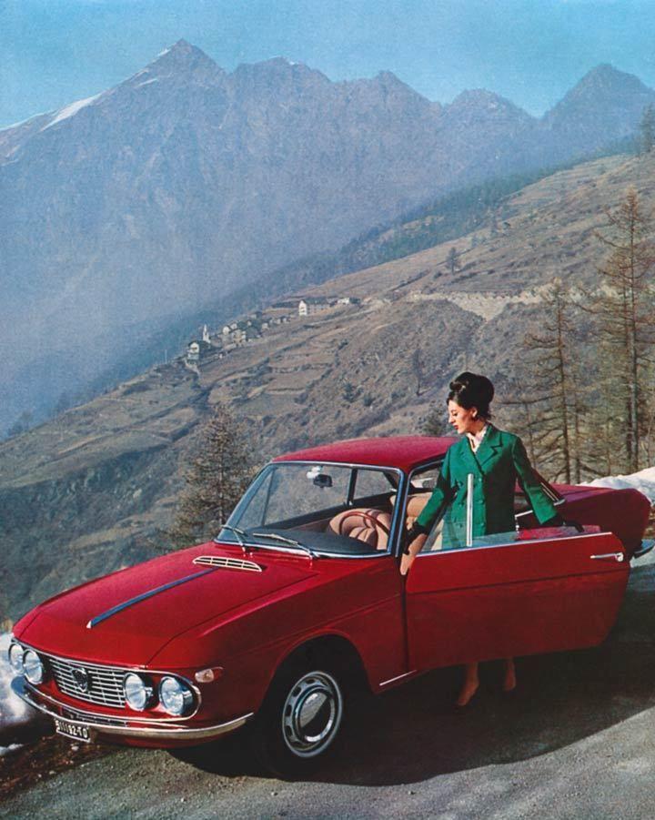 1966 Lancia Fulvia Coupe