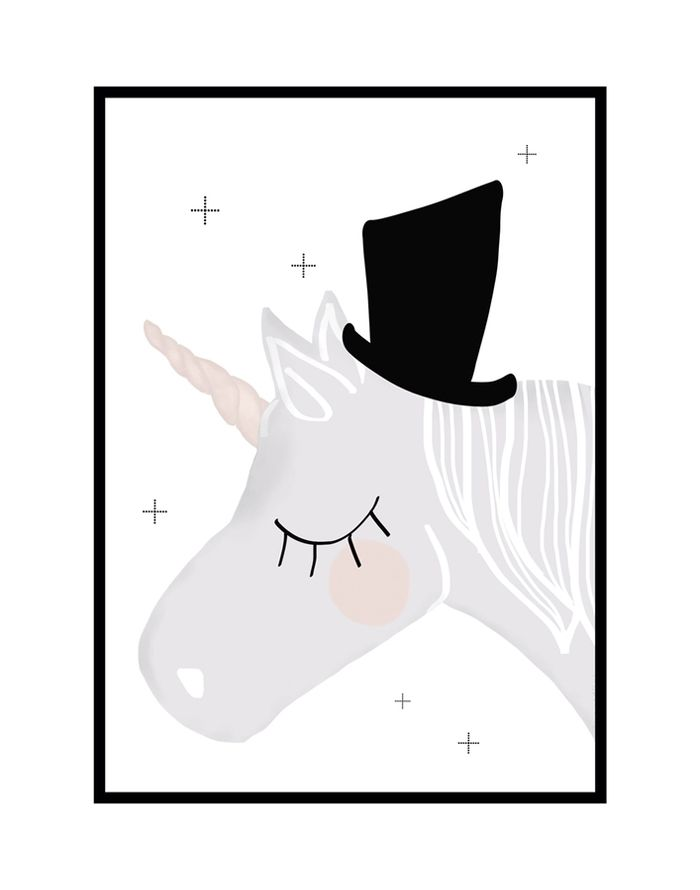 Beautiful Unicorn Accessories for Kid's Rooms - Petit & Small
