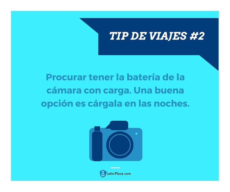 Tip de viajes #2 - Latin-place.com #tipsdeviajes #viajes #traveltips #traveling