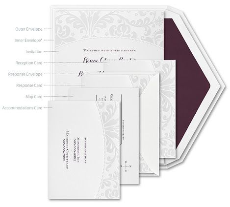 17 best images about wedding invitations on pinterest ink color initials and. Black Bedroom Furniture Sets. Home Design Ideas