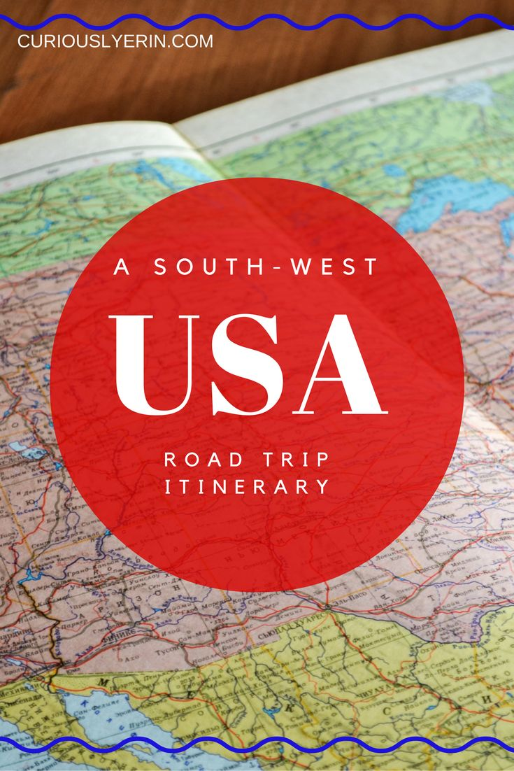 Have you always dreamt of taking the all-American road trip? Here is an itinerary and what to see and do in the South Western USA