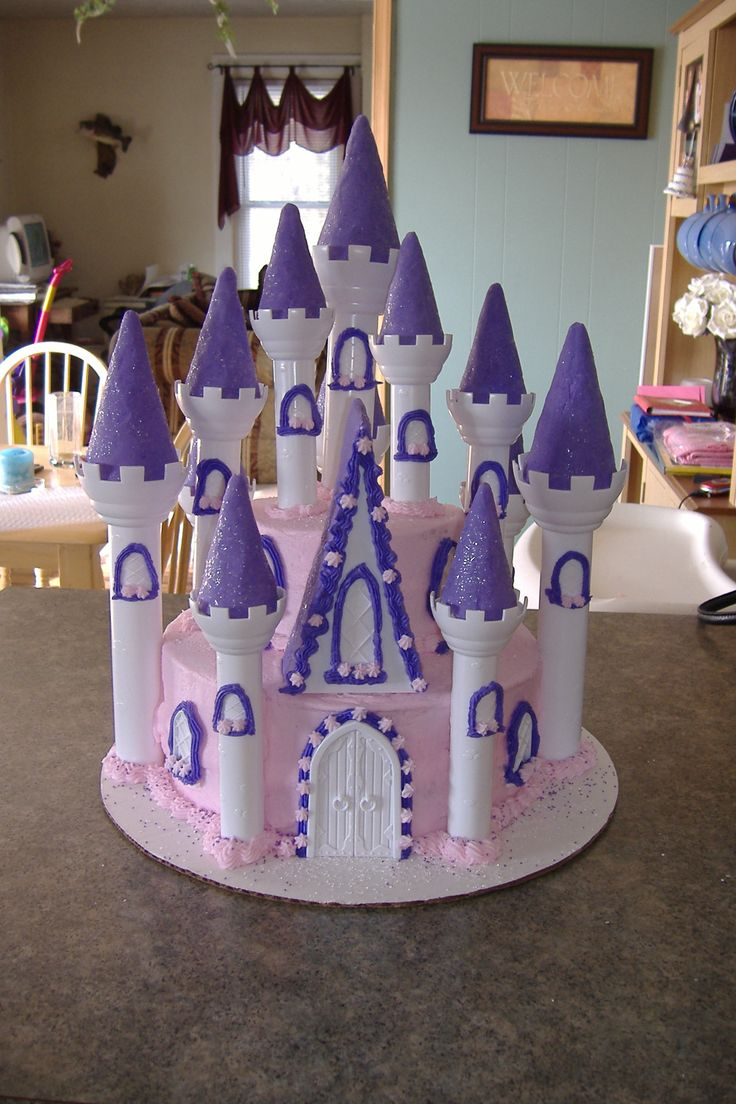 best 25+ fairy castle cake ideas only on pinterest | castle cakes