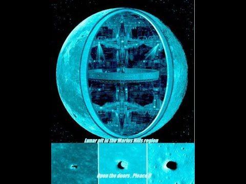 Luna es una base artificial gigante. 8 pruebas de ello
