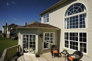 17 best images about pella vinyl windows on pinterest for Best new construction vinyl windows