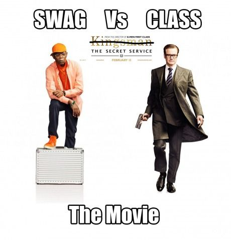 Kingsman : Bonus points for having US as the bad guy for once.
