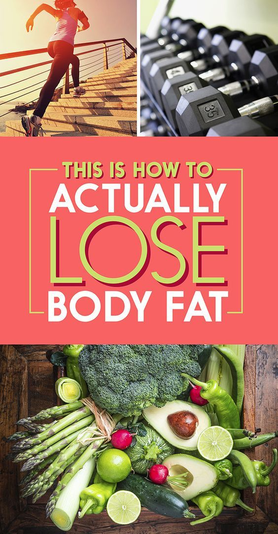 Losing fat isn't the same thing as losing weight. This is how it all works…